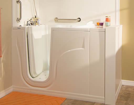 Bathroom remodel las vegas walk in tubs for Bath remodel las vegas